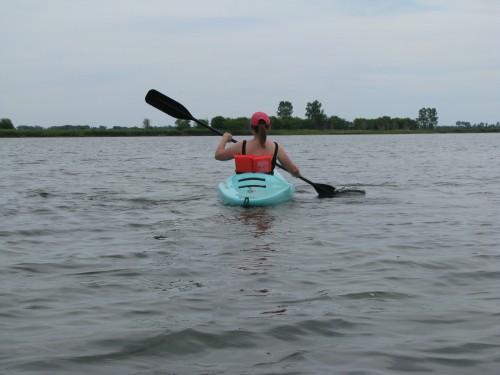 Paddle Agate Lake!