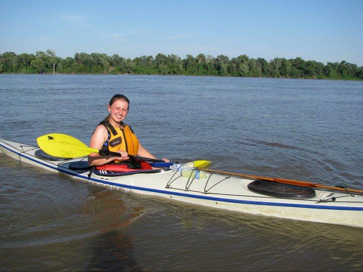 Kayak Quincy Adventure Foot