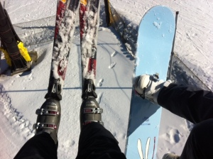 Adventure Feet!