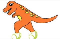 T-Rex Runner... a very cool blog!