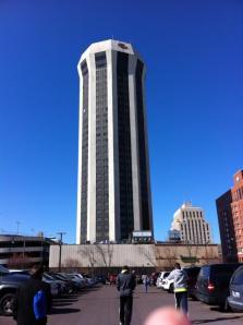 The Hilton in Springfield, IL
