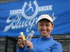 Pre-race Sponsor Pics! It's Nuun Hydration and VFuel! Love it! Click here to enter my contest to win both!