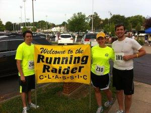Last year's Running Raider Classic